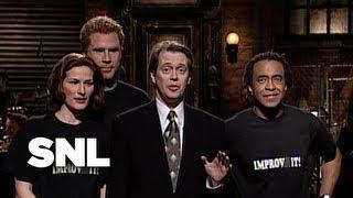 Steve Buscemi Monologue: Improvisation - Saturday Night Live