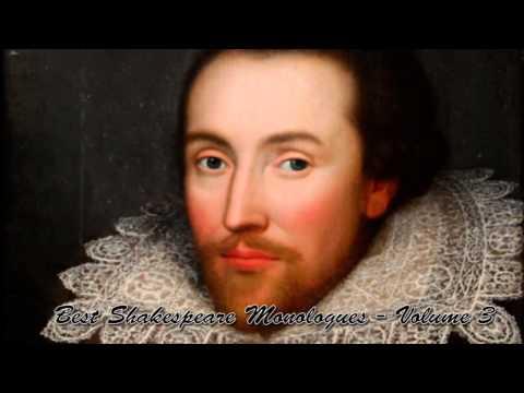 Best Shakespeare Monologues   Volume 3