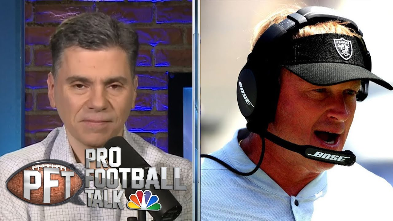 Will 'Hard Knocks' be a distraction for Oakland Raiders? | Pro Football Talk | NBC Sports