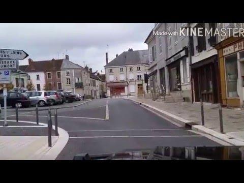 Mercedes AMG G 36 Château France
