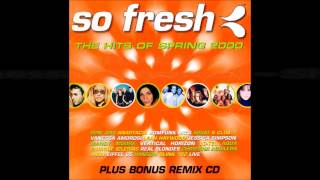 So Fresh Hits of Spring 2000 Compilation