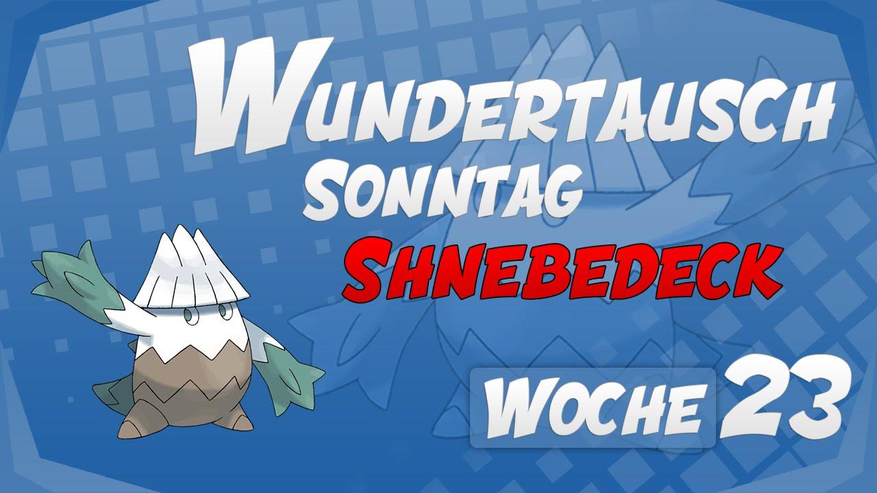 Shnebedeck