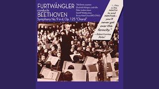 Sinfonie Nr. 9 d-Moll, Op. 125: 4. Finale: Presto - Allegro assai (Uhrwerk Orange) : II. Molto...