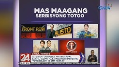 """24 Oras: """"New Normal: The Survival Guide"""" shows sa GMA News TV mapapanood na simula July 20, 8:30 PM"""