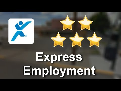 Express Employment Professionals of Klamath Falls, OR |Remarkable Five Star Review by Marcus H.