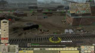 Men of War Red Tide: Backstabbing Hollidt - Company of Heroes (3/3)