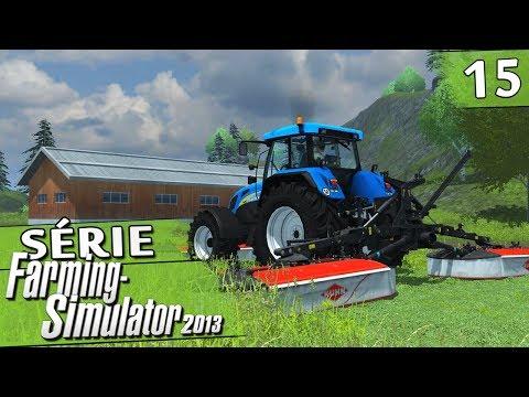 Farming Simulator 2013 - Plantação de Grama