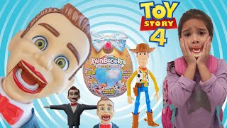 Toy Story 4 Benson Dummy Stole my Toys | Benson the Dummy Stole my toys by Sam and Abby