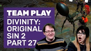 Let's Play Divinity Original Sin 2 | Part 27: Kiss Of The Spider Woman