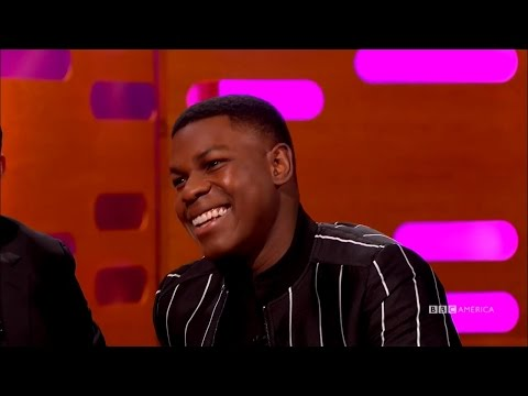 How John Boyega Impulsively Decorated His House | The Graham Norton Show