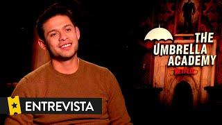 THE UMBRELLA ACADEMY | Entrevista a David Castañeda