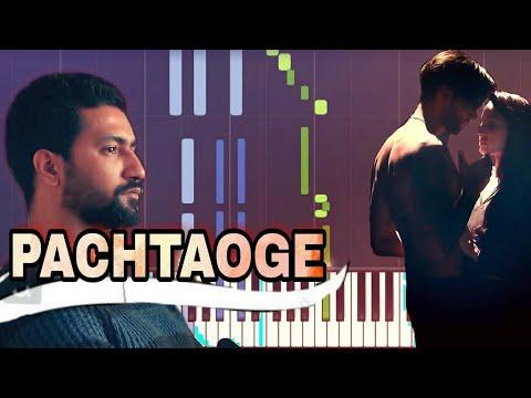 pachtaoge-piano-tutorial-|-arijit-singh-|-nora-fatehi-|-b-praak-|-download-free-midi-|-sheet-music
