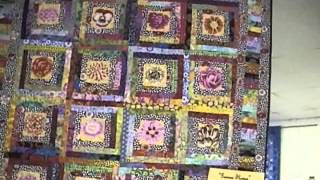 Visit to Flying Geese Quilt Shop