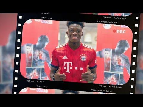 Alphonso Davies' Rise from Canadian Phenom to Bayern Munich