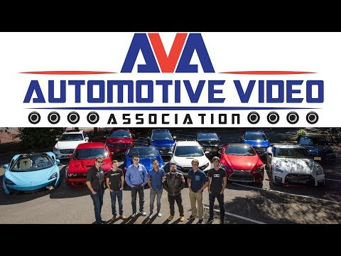 Deciding the AVA 2017 Performance Car and Performance SUV of the Year!