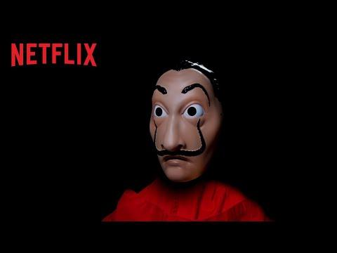 Prepárate para el caos: La casa de papel regresa a Netflix