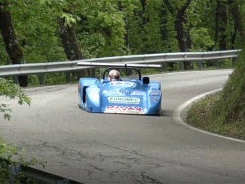 Campionato Italiano Velocità Salita Auto Storiche – Scarperia-Giogo   12 maggio 2019