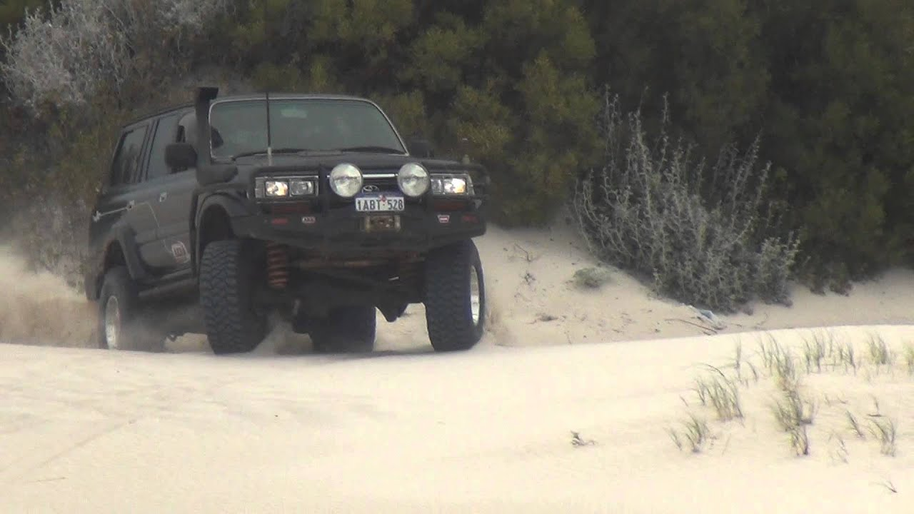 Toyota Land Cruiser V8 Hd Wallpapers Toyota Landrcuiser Supercharged 4 5l 80 Series Youtube