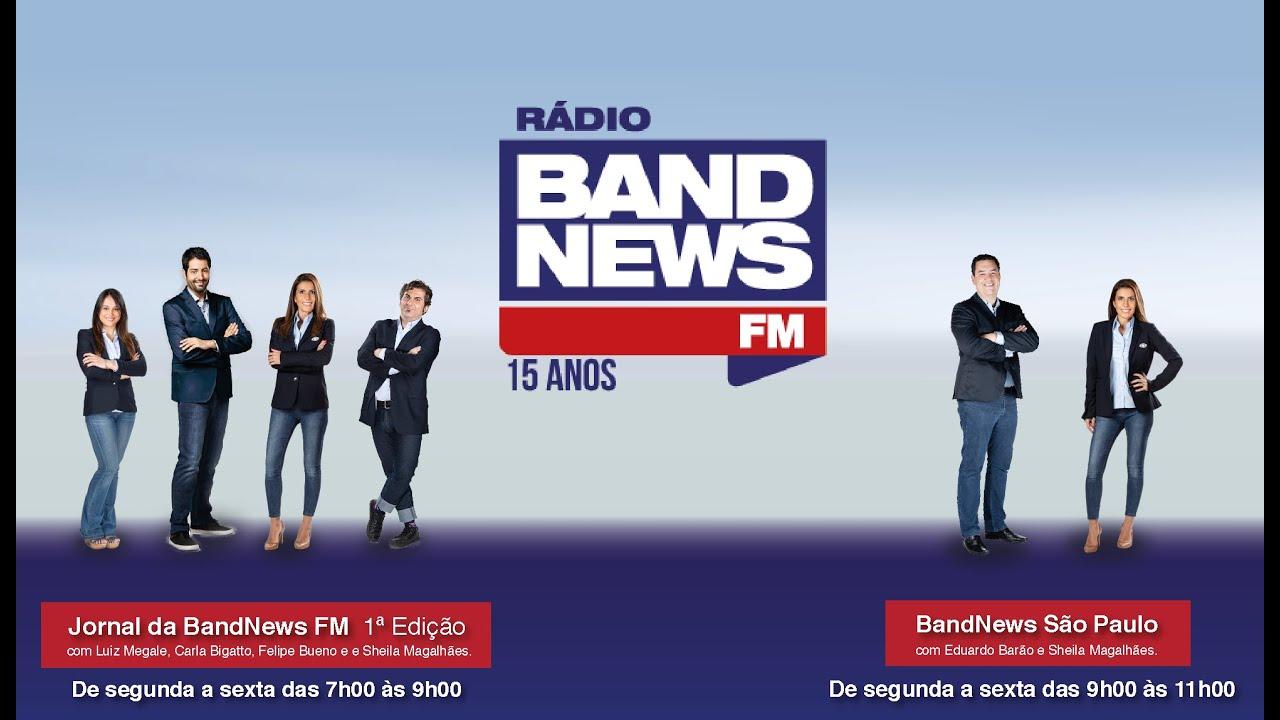 BandNews FM AO VIVO – 22/04/2020