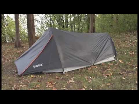 Guide Gear Bivy Tent & Guide Gear Bivy Tent - YouTube