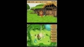 Monster Rancher DS Nintendo DS Gameplay - Training