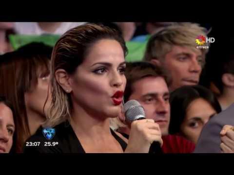 Desastre total entre Pampita, Nicole Neumann y la Chipi, en el Bailando
