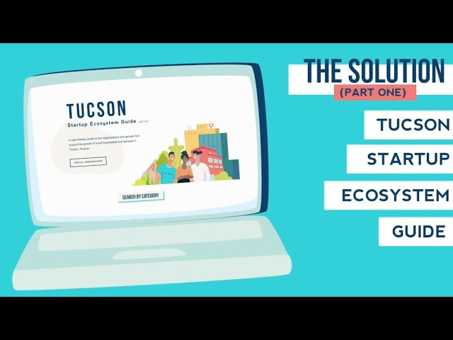 Startup Tucson Wins National Lab-to-Market Inclusive Innovation Ecosystem Prize Competition