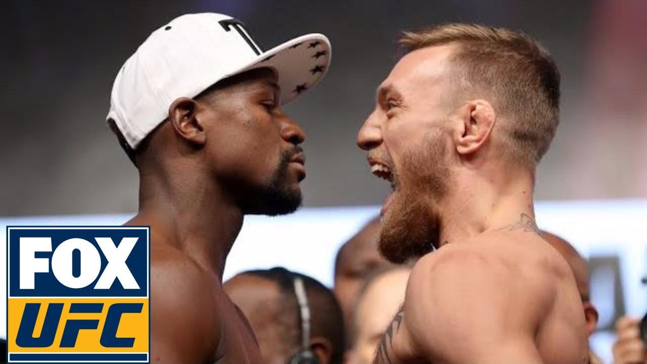 Floyd Mayweather vs. Conor McGregor | Weigh-in | Mayweather vs. McGregor PPV