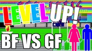 let s play realistic summer sports simulator bf vs gf level up