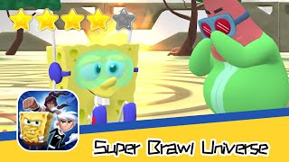 Super Brawl Universe ACT3 4 Walkthrough Nick Champions Fighting Game Recommend index four stars