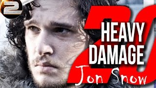 HEAVY DAMAGE 20: Best Jon Snow Quotes (Planetside 2 Montage)