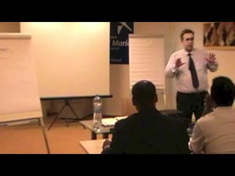Analysing and Dealing with Cultural Differences - (Another Culture Lecture by Uncle Davey)