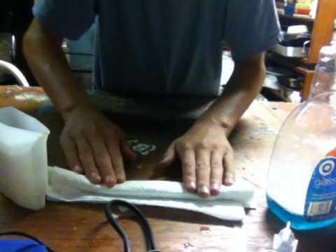how to clean longboard bearings