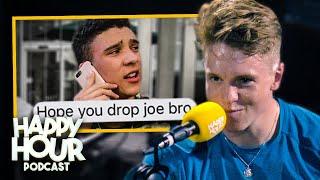 Joe Weller's Honest Opinion of Elliot Crawford