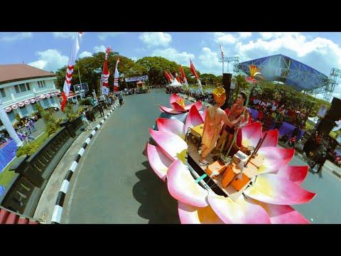 Festival Kendaraan Hias 2019 Kota Malang, Langsung Dari Depan Balaikota Malang