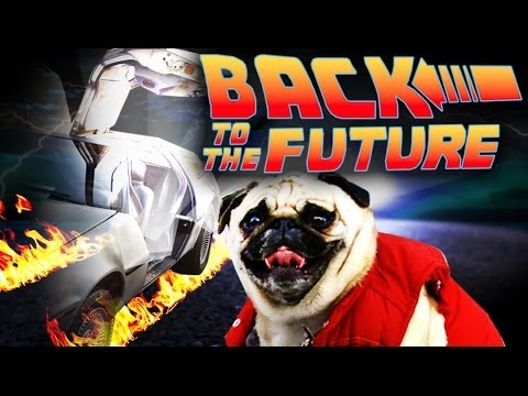 Back to the Future with Pugs