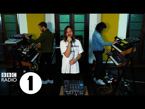 Tame Impala - Say It Right (Nelly Furtado Cover) - BBC Radio1 Annie Mac Session