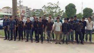 30 côn đồ Hà Nội trèo tường, truy sát chủ nhà
