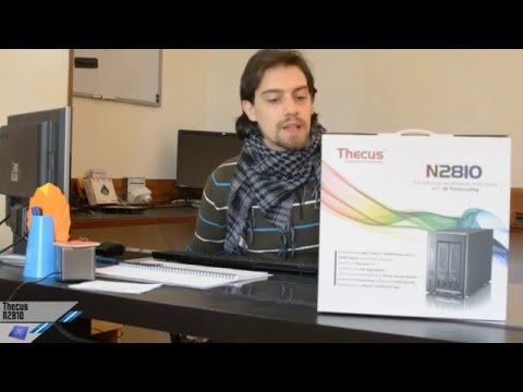 [Unboxing/Review] Thecus N2810