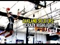 The Oakland Soldiers Are SHOWTIME!! Crazy Highlights In First AAU Game!