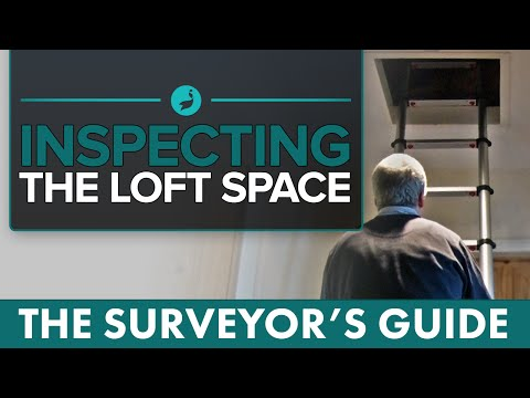 Inspecting the Loft Space