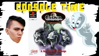 PS1- Casper: The Game - Каспер - CONSOLE TIME 12