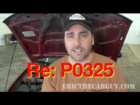 Nissan Altima 2.5S >> Re: P0325 Knock Sensor Diagnosis - EricTheCarGuy - YouTube