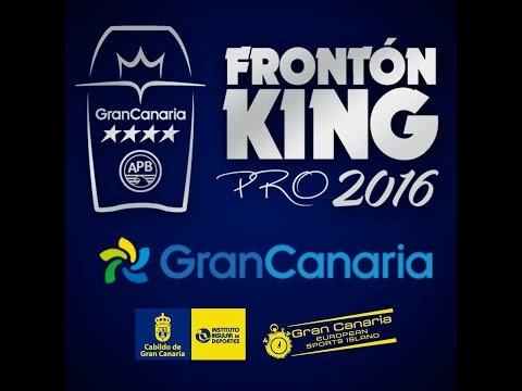 Gran Canaria Fronton King Pro 2016 Day 4