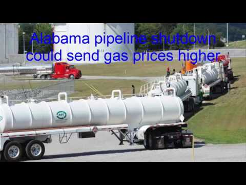 Alabama pipeline shutdown could send gas prices higher | gas buddy | gas station |  columbia gas