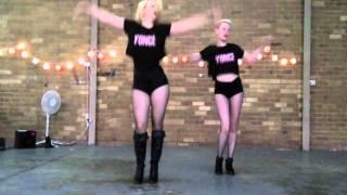 Bey Dance Brunswick Yoncé