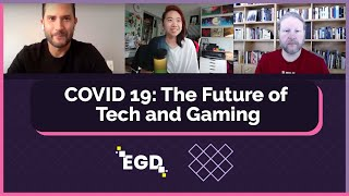 COVID-19: The Future of Tech and Gaming - Waffle Games 4.0