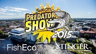Sun City Predator Show 2015