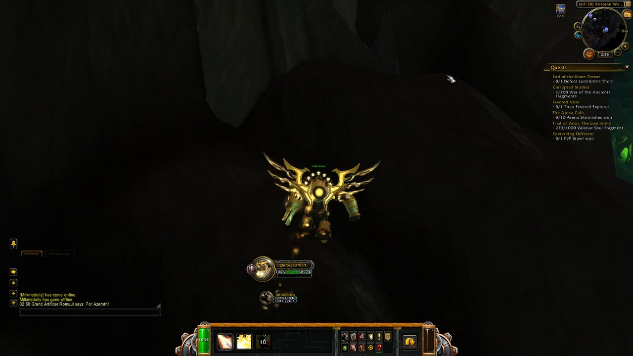 Legion Treasure Hoard