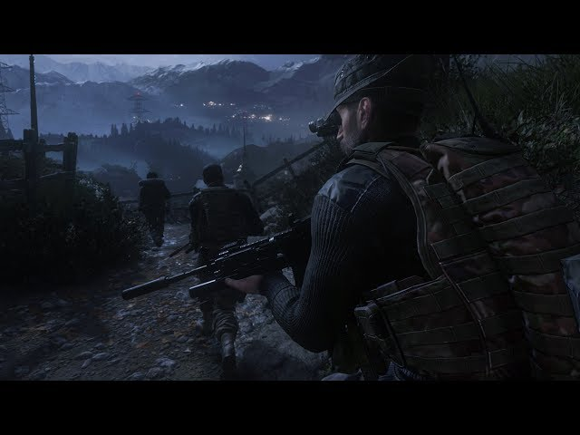Call of Duty: Modern Warfare Remastered Video 1